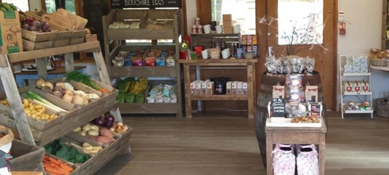 Photo of Dorney Court Kitchen Garden.