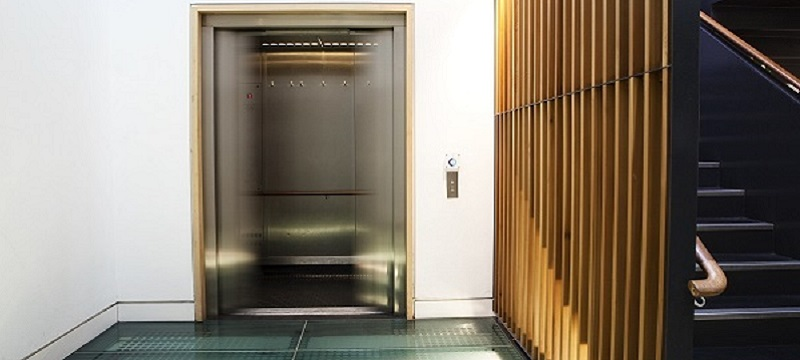 Photo of a lift.