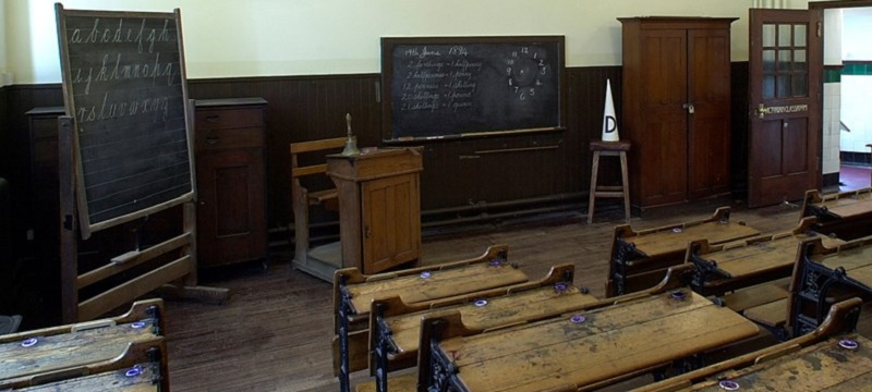Photo of Scotland Street School.