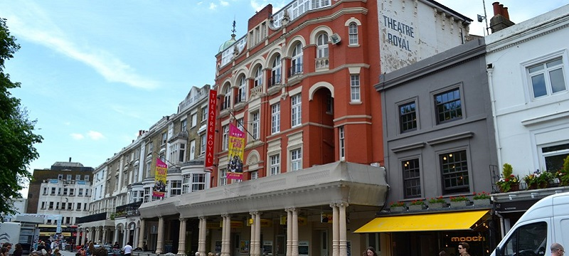 Photo of Theatre Royal.