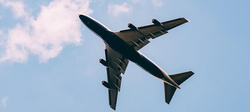 Photo of a plane.