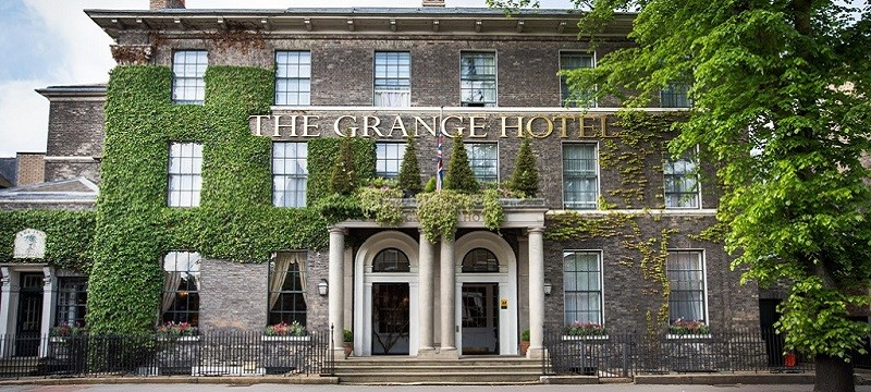 Photo of The Grange Hotel.