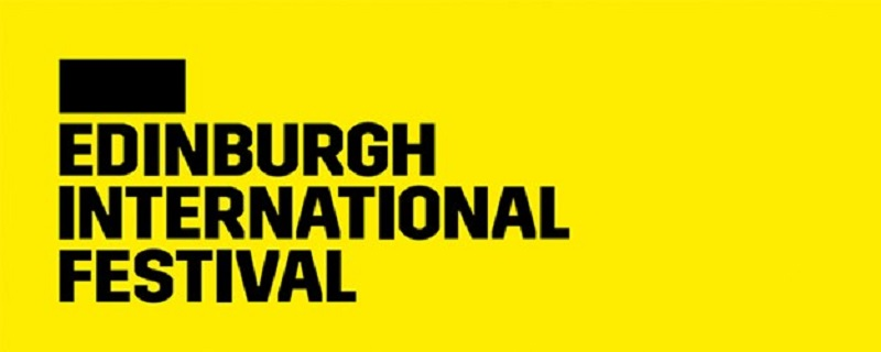 Edinburgh International Festival logo.