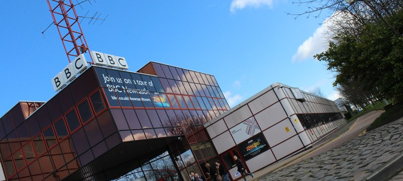 Photo of BBC Tours Newcastle.