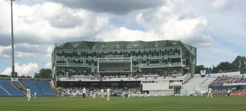 Photo of Headingley Cricket Ground.