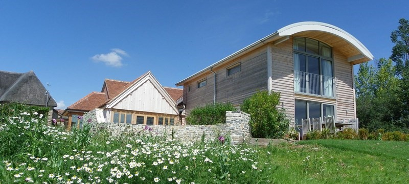 Photo of Blackrow Farm Barns.