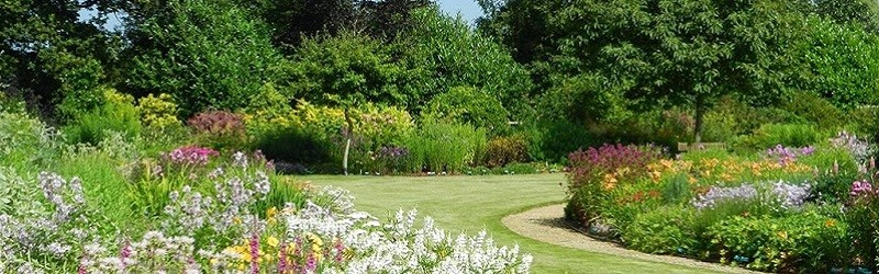 Photo of a garden in York.