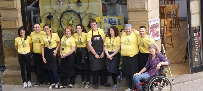 Photo of staff at Your Bike Shed.