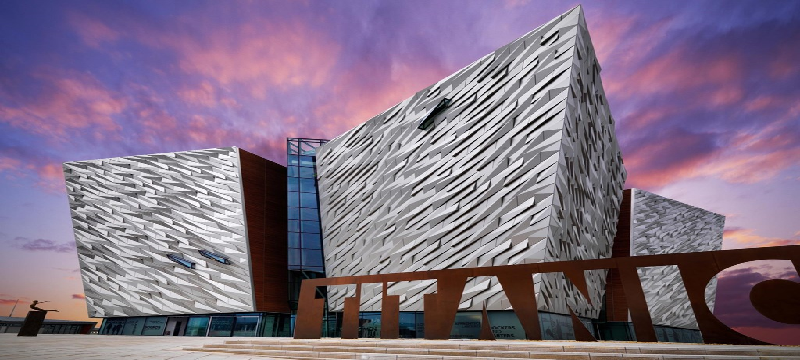 Photo of Titanic Belfast