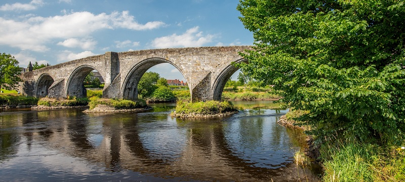 Photo of Stirling Bridge.
