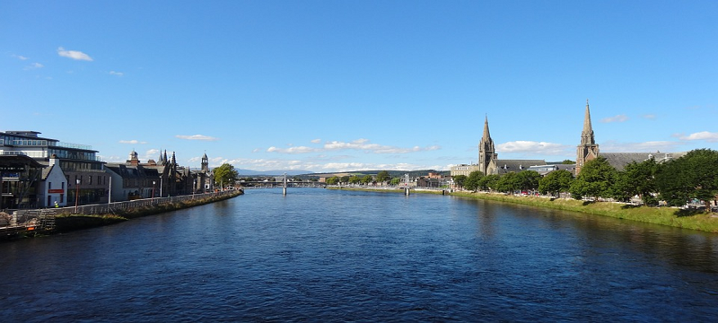 A photo of Inverness.