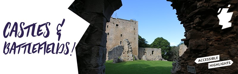 Picture of Spynie Palace.