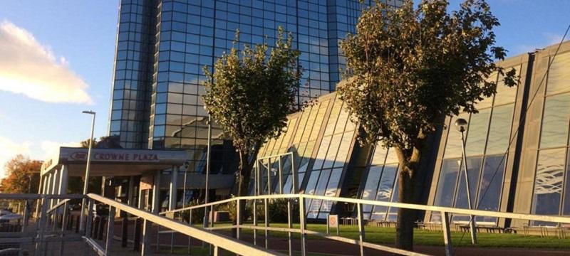 Photo of Crowne Plaza in Glasgow.