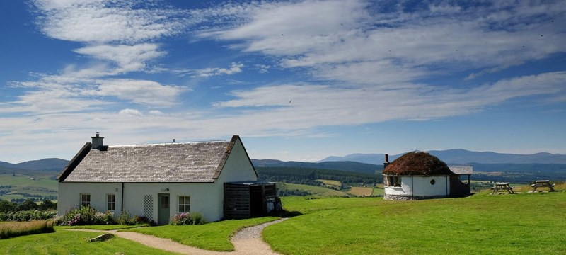 Photo of Moniack Mhor.
