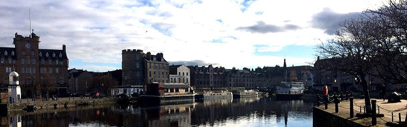Photo of The Shore at Leith.