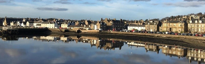 Photo of Broughty Ferry.