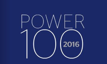 The Power 100 List 2016