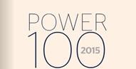 The Power 100 List 2015
