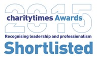 Shortlisted Charity Times Awards 2015