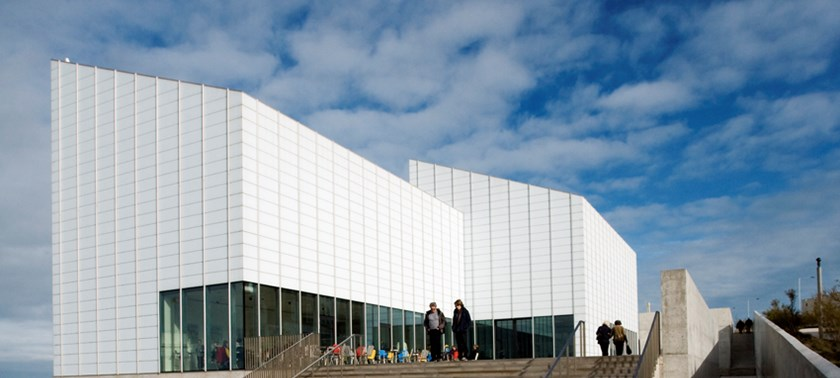 Photo of Turner Contemporary.