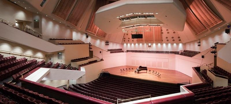Photo of Royal Concert Hall.