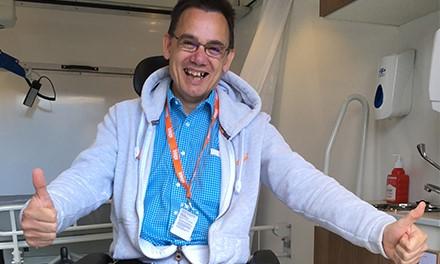 Paul Ralph - Access & Inclusion Director