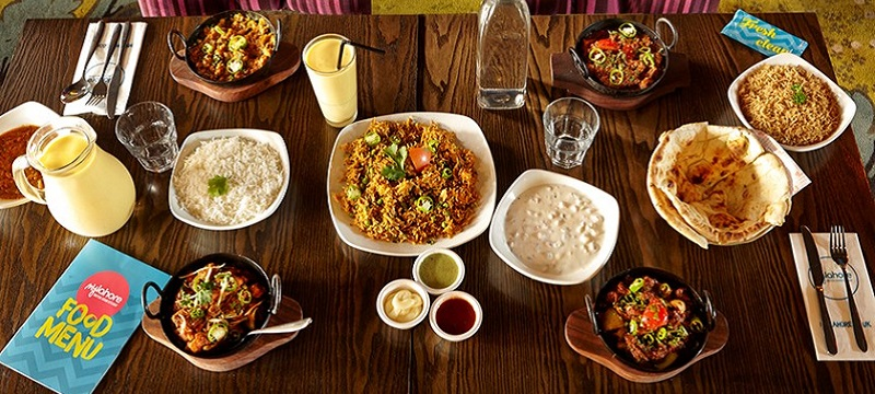 Photo of food on a table at MyLahore.