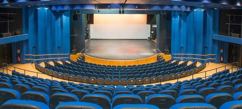 Photo of Macrobert Arts Centre.