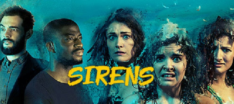 Photo of a Sirens promo pic.