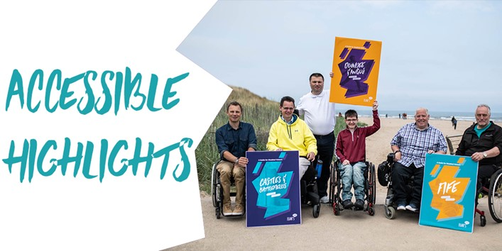 Accessible Highlights Series - Scotland image