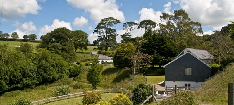 Photo of Kernock Cottages.