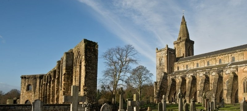 Photo of Dunfermline Abbey