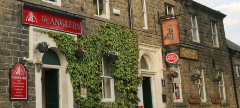 Photo of the Anglers Rest.
