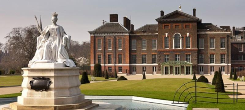 Photo of Kensington Palace.