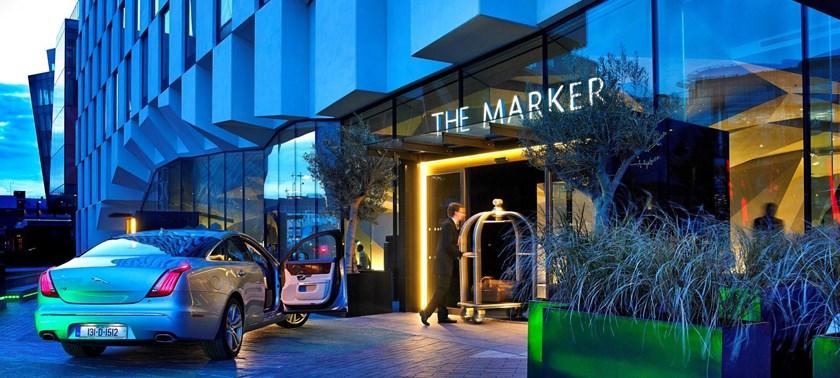 Photo of the Marker Hotel, Dublin.