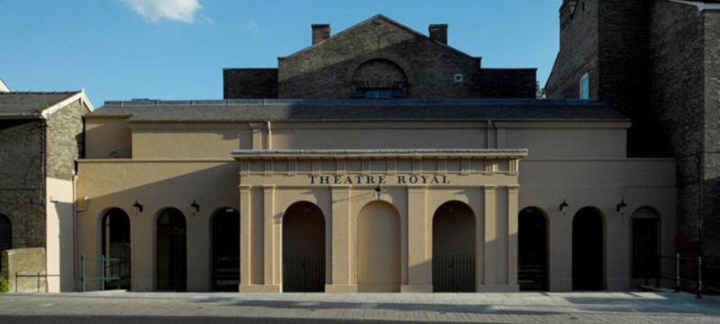 Photo of the Theatre Royal.