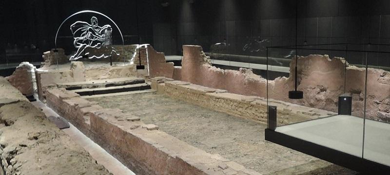 Photo of London Mithraeum.