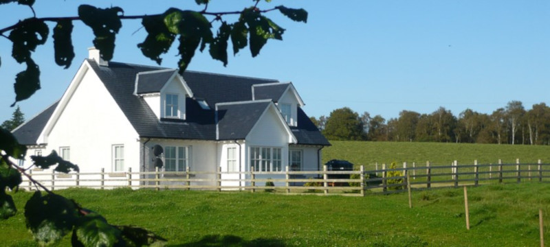 Photo of the croft.