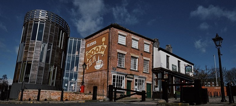 Photo of the Rochdale Pioneers Museum.
