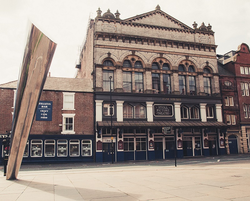 Photo of Tyne Theatre.