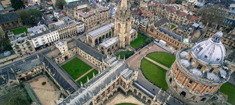 Photo of Oxford.