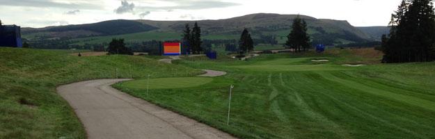 Golf Buggy Path
