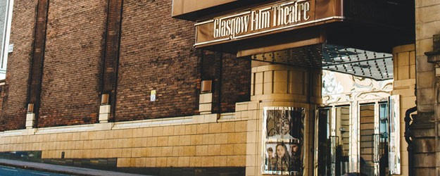 A photo of the Glasgow Film Theatre.
