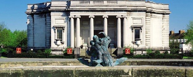 A photo of Lady Lever Art Gallery.