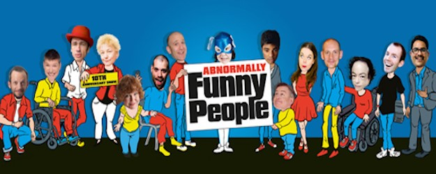Abnormally Funny People cartoon cast.