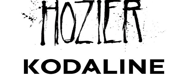 Hozier and Kodaline to headline concert.