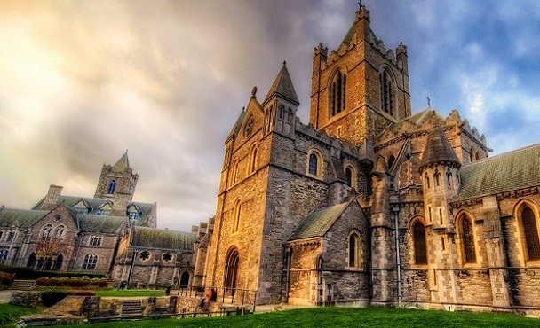 Photo of Christ Church Cathedral.