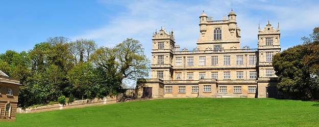 Photo of Wollaton Hall.