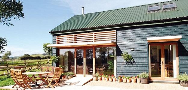 Photo of Yallford Mill Barn.
