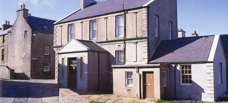 Photo of Stromness Museum.